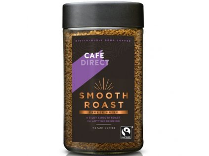 Cafédirect - Smooth Roast instantní káva 200g
