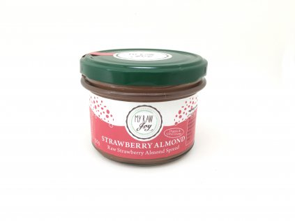 My Raw Joy - Strawberry Almond, 200g