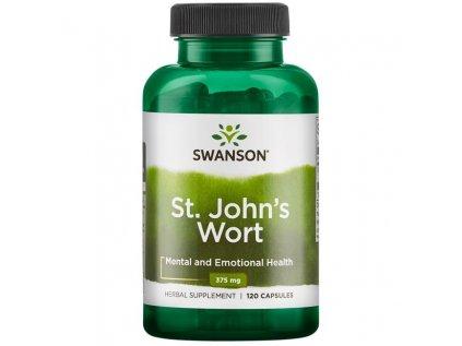 Swanson St. John's Wort (Třezalka tečkovaná), 375 mg, 120 kapslí