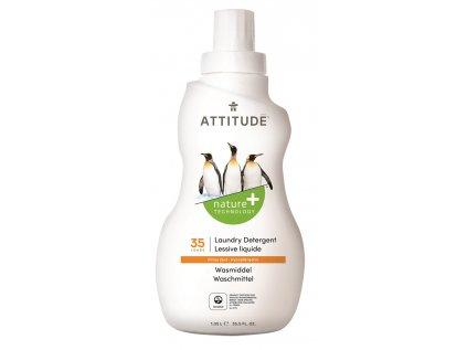 Attitude - Prací gel s vůní citronové kůry, 1050ml