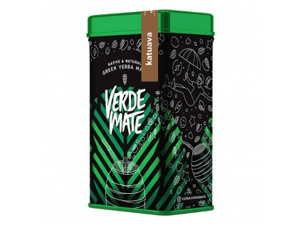 Verde Mate Green Catuaba 0,5kg + Plechová dóza Yerbera