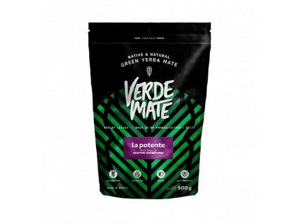 Verde Mate Green La Potente 0,5kg