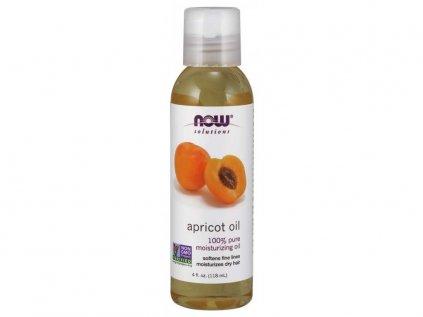 17774 now apricot oil merun kovy olej 118 ml