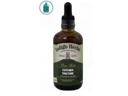 Indigo Herbs Catuaba tinktura, 100 ml
