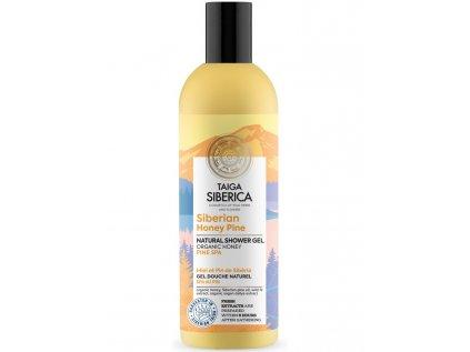 Taiga Siberica Shower Gel Honey Pine 270ml 2204 (2)