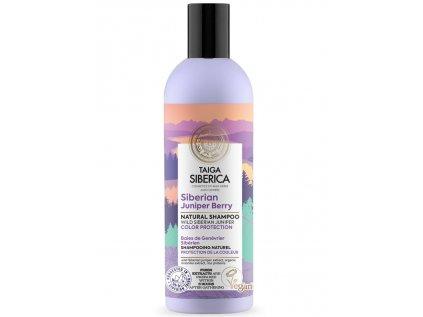 Taiga Siberica Shampoo Siberian Juniper Berry 270ml (2)