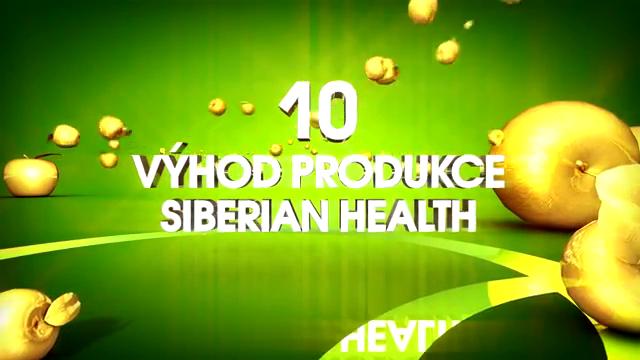 Video - 10 Výhod Spoločnosti Sibírske zdravie