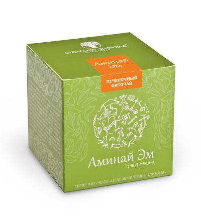 Prečo odporúčame čaj Aminaj Em?