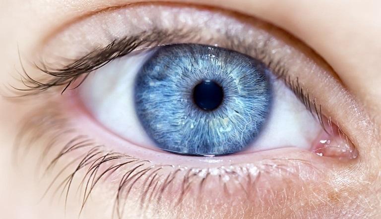 A čo vaše oči?