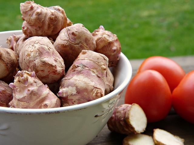 Topinambur – najzdravšia potravina do nezdravej doby