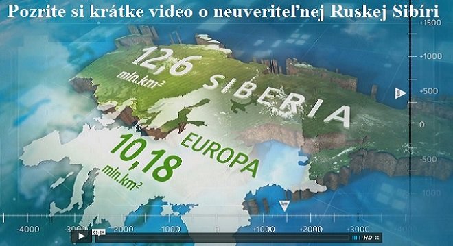 VIDEO: Sibír (Siberian Health)