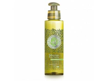 Masážny olej osviežujúci
