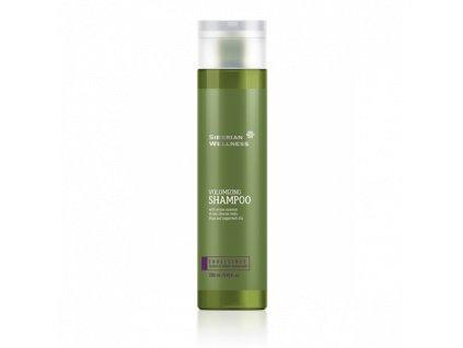 Šampón pre väčší objem vlasov