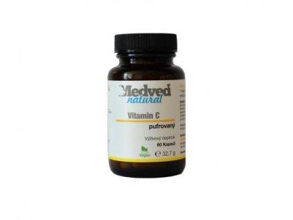 Vitamín C Pufrovaný zásaditý