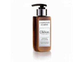 Parfumované telové mlieko Olkhon