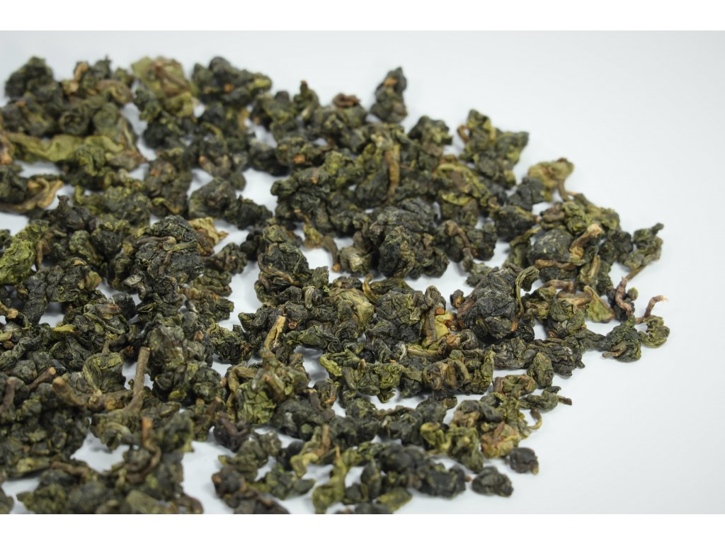 Thai Formosa Style Rolled oolong2020