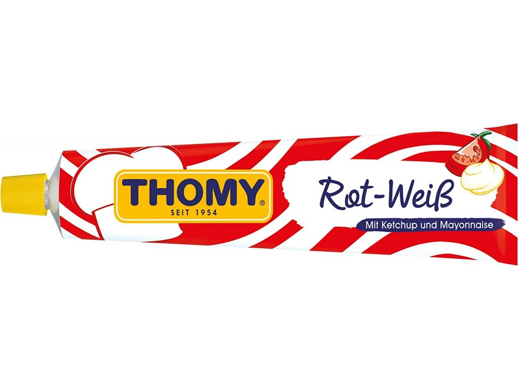 thomy rot weiss
