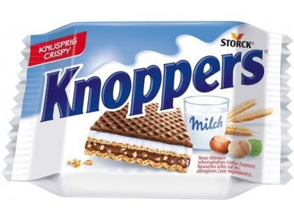 Knoppers 8 x 25g