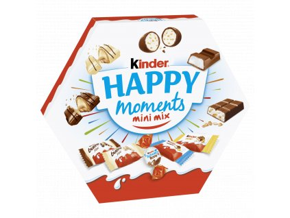 Kinder Happy Moments minis 162g