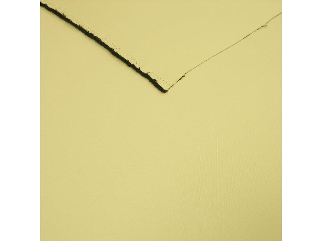 4523 dekoracni latka black out oboustranny pistaciovy