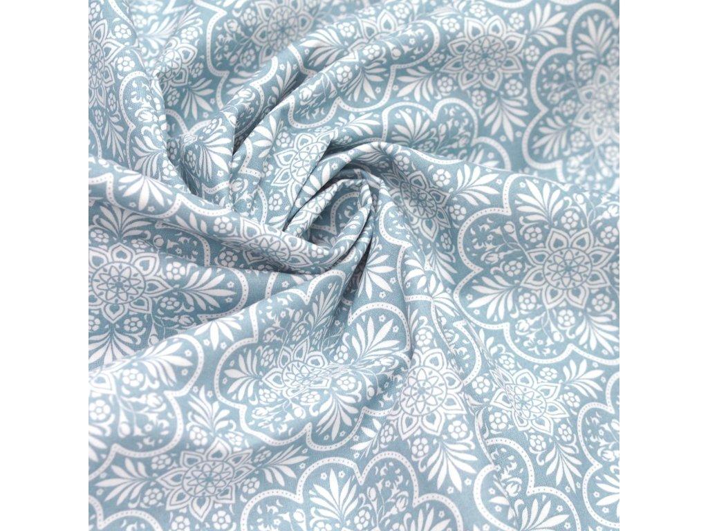 5024 dekoracni latka modre mandaly