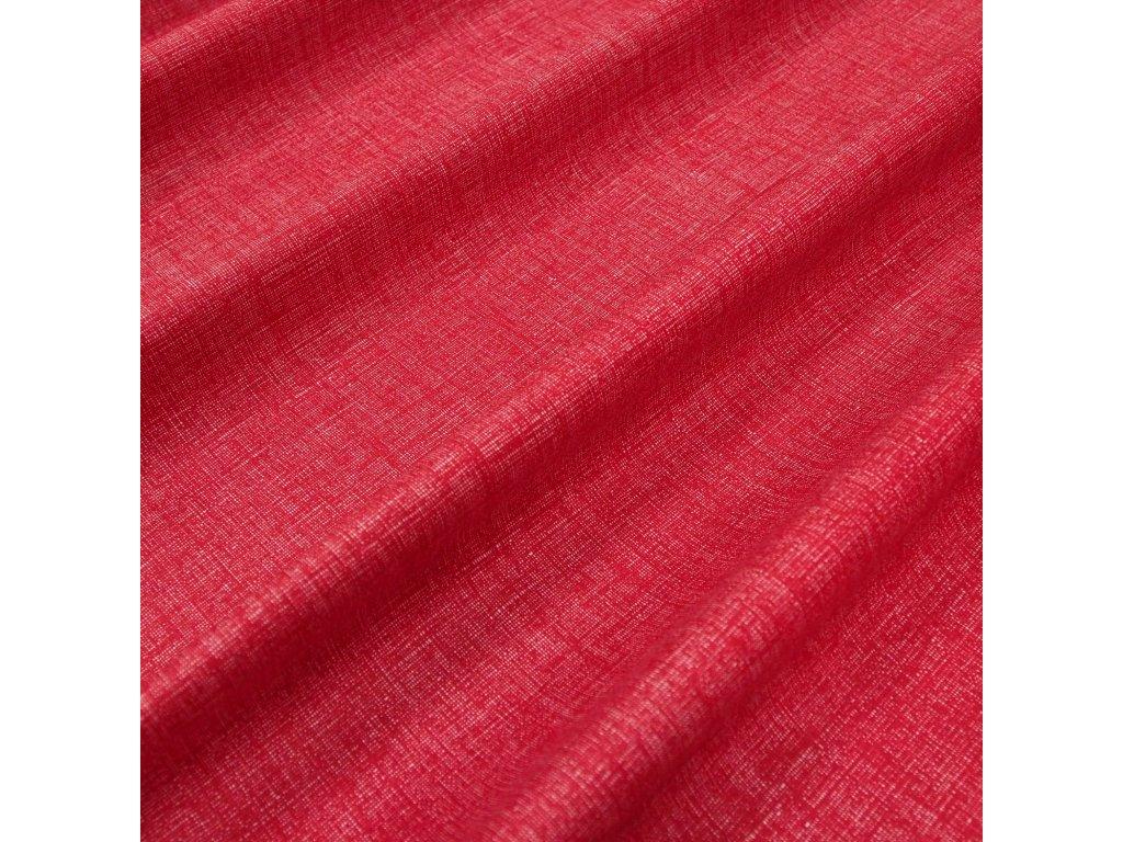 5393 jednobarevna latka cervena
