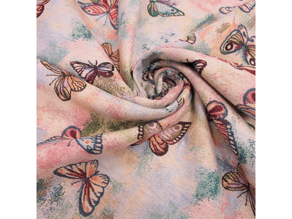 5693 potahova latka duha motylci