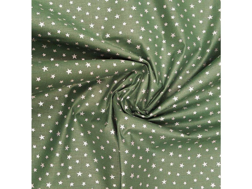 5879 vanocni latka hvezdy na zelene