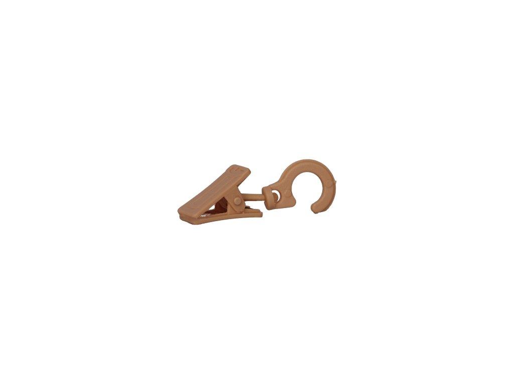 6152 zabka plast karamel