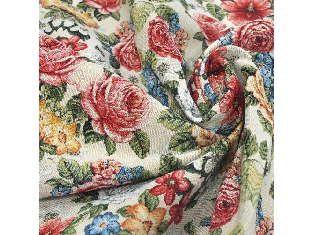 6221 potahova latka kvety