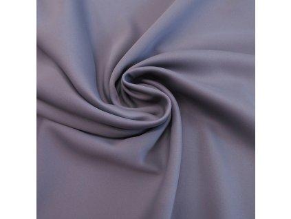dekorační látka black out oboustranný tmavě šedý (2)