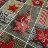 6254 vanocni latka vanocni patchwork hvezdy