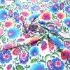 bavlněná látka barevná louka (3)