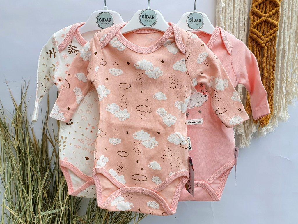 Set 3 kojeneckých dívčích body