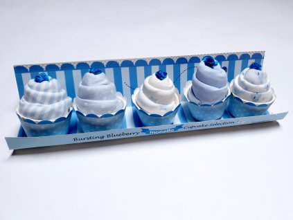Chlapecké body dárkový set Cupcakes
