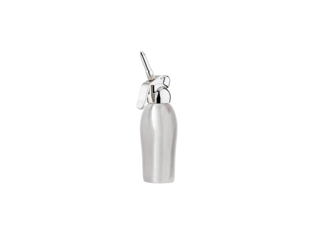 Šlehačková láhev LISS CREAM_050_PROFI_J 0,5 litru celonerezová jednorázové bombičky