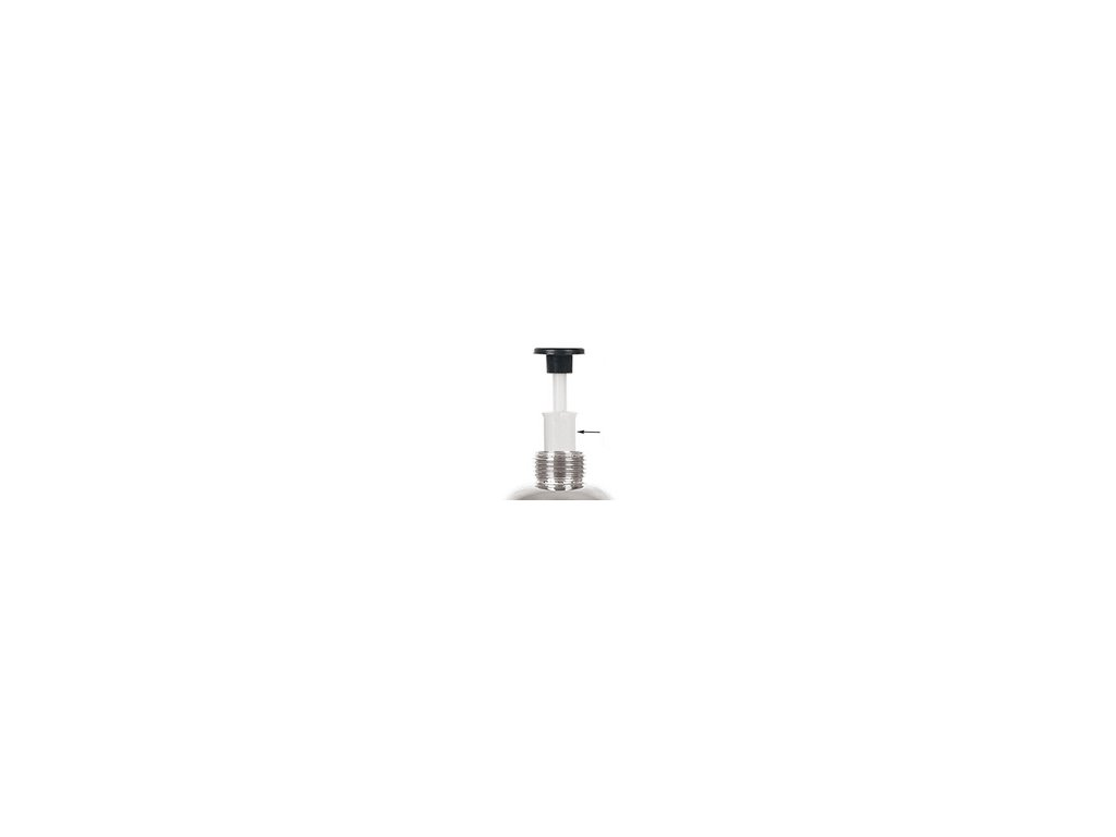 Vymezovací rourka pro sifonovou láhev SODA - krátká - 1 litr (9023)