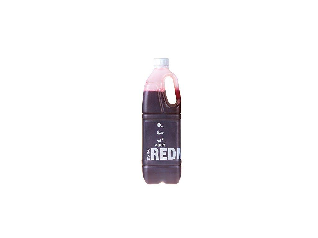 Sirup - nápojový koncentrát Redmax Višeň - 1 litr
