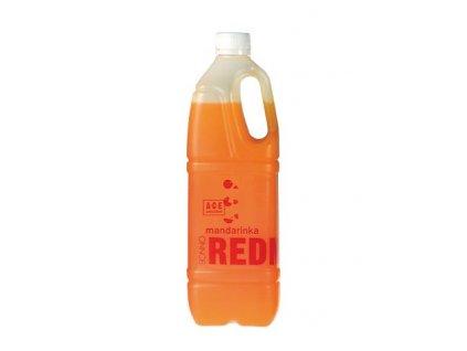 Sirup - nápojový koncentrát Redmax Mandarinka ACE - 1 litr