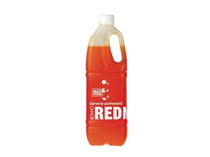Sirup - nápojový koncentrát Redmax Červený pomeranč - 1 litr