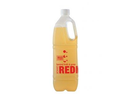 Sirup - nápojový koncentrát Redmax Bezový květ & grep - 1 litr