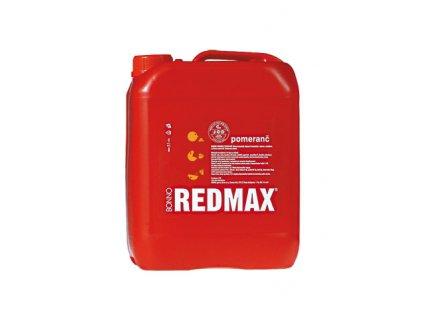 Sirup - nápojový koncentrát Redmax Pomeranč - 5 litrů