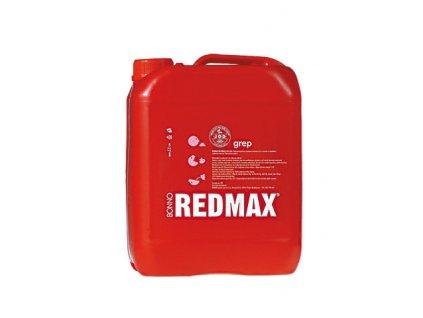 Sirup - nápojový koncentrát Redmax Grep - 5 litrů