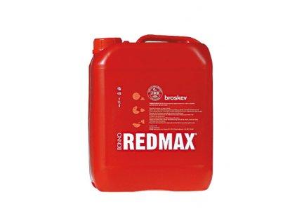 Sirup - nápojový koncentrát Redmax Broskev - 5 litrů