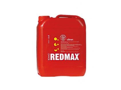 Sirup - nápojový koncentrát Redmax Citron - 5 litrů