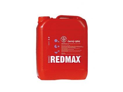 Sirup - nápojový koncentrát Redmax Černý rybíz - 5 litrů