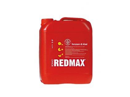 Sirup - nápojový koncentrát Redmax Hrozen & kiwi - 5 litrů