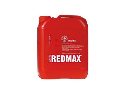 Sirup - nápojový koncentrát Redmax Malina - 5 litrů