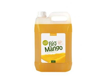 Sirup - nápojový koncentrát BigDrinks Big Mango - 5 litrů