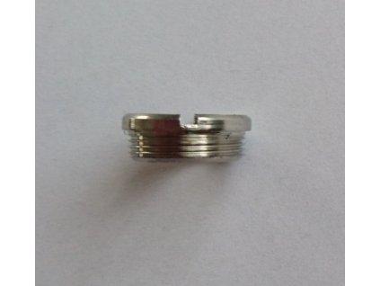 Vnější prstýnek k jehle pro retro lahve Kovočas (č. 10 / č. 14)